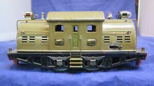 Lionel Prewar Standard Gauge Mojave 380 Electric Locomotive! Scarce! CT