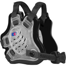 Cliff Keen F5 Tornado Wrestling Headgear - Translucent/Black/Black