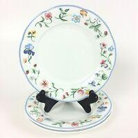 "VILLEROY & BOCH Bone China Mariposa Bread & Butter Plate 6 3/8"" Flowers"