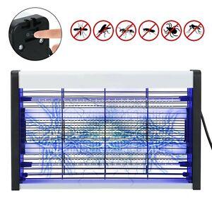 Insektenvernichter elektrisch LED UV Fliegenfänger Insektenfalle Fliegen