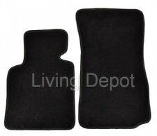 Fit For 03-08 BMW Z4 2Dr Floor Mats Carpet Front & Rear 2PC