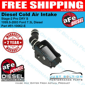 AFE Power Stage-2 Intake for 1999-03 ford F-250/350/450/550 V8-7.3L 51-10062-E