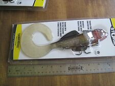 "Storm Thunderbeast  9""/23cm 7.75oz  SHAD Muskie swimbait lure bulldawg type"