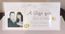 Personalised-Money-Gift-Voucher-Wallet Engagement/Wedding/Congrats with Photo