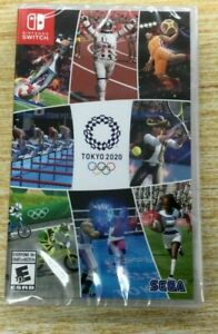 NEW Olympic Games Tokyo 2020 ( Nintendo Switch ) SHIPS FAST