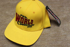 OLD MID SCHOOL BMX 2002 ABA WORLD CHAMPIONSHIPS YELLOW CAP
