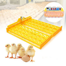 3pcs/set 220V 56-Egg Incubator Turner Tray Chicken Duck Goose Bird Incubator