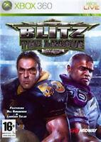 Spiel Blitz The League XBOX360 Neu Versiegelt Pal Eng