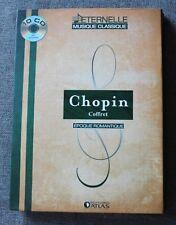 Chopin, epoque romantique - coffret , 10 CD