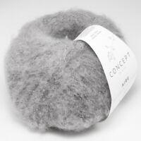 AIRE Concept KATIA Alpaka Mohair Lace Wolle 117 Lacegarn alpaca yarn alpacayarn