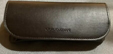 Giorgio Armani Eyeglass CASE - Frames For Life Brown Leather Made In Italy