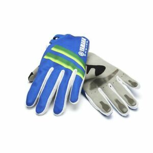Official Yamaha Racing Off-Road Riding Gloves