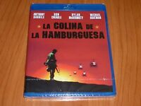 LA COLINA DE LA HAMBURGUESA / Hamburger Hill - English/Español - AREA B - Precin
