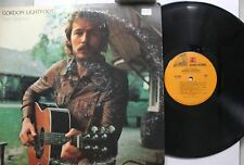 Rock Lp Gordon Lightfoot Don Quixote On Reprise