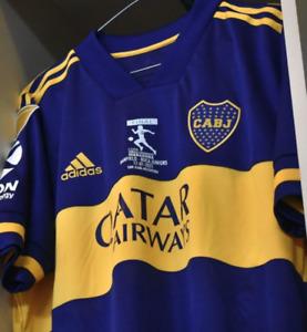 Maradona Cup Boca Juniors Shirt Edition - Official Product (Ask Size)
