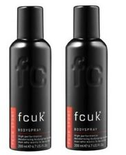 Fcuk Sport Bodyspray Deodorant Man Spray 200ml (X2)