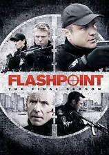Flashpoint: The Final Season, Good DVD, ,