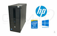HP EliteDesk 800 G1 Intel Core i7-4770 8GB RAM 500GB HDD Win10 Pro Tower PC