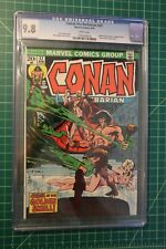 CONAN THE BARBARIAN  #37 CGC 9.8 NM/MT NEAL ADAMS COVER/ART, WHITE PAGES