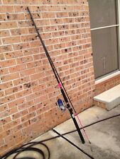 Red Wolf Beach Fishing Rod 12' Surf Med Action