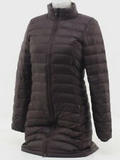 Patagonia Women's Fiona Down Jacket Size Extra Small Brown With DWR Finish