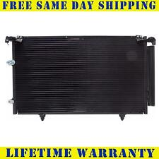A/C Condenser For Toyota Camry Lexus ES300 3.0L 2.4L 3.3L 4CYL V6 Direct Fit