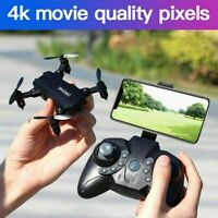 Mini RC Drone with 4K HD Camera Wifi FPV Selfie RC Quadcopter Altitude Xmas Gift
