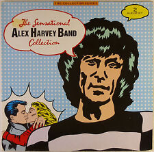 "2x12"" LP - The Sensational Alex Harvey Band - k5043"