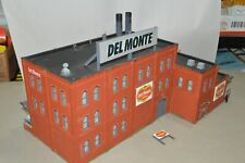 HO scale building structure Del Monte Foods Canning Plant Factory