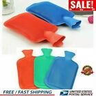 Thick Rubber Hot Water Bottle Bag Warm Relaxing Heat Cold Therapy Large 1000ml