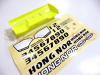 JAMMIN  Hong Nor   Mini Wing High Down Force Yellow #TMS-27Y