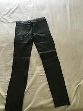J Brand L8035 Alpine Size 25 NEW Skinny Leather Jeans