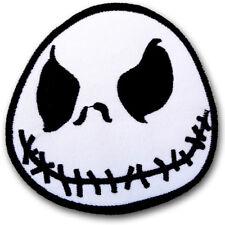 Jack Skellington Patch Embroidered Iron on Badge Cartoon Skeleton NIGHTMARE