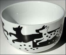 Scodelle da cucina nero in porcellana