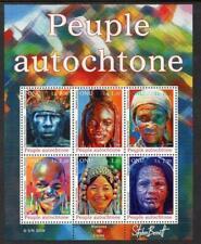 UN Geneva MNH 2009 Indigenous People M/S