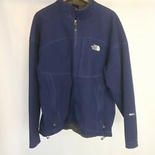 The North Face Windwall Men's L Jacket Blue Fleece Thermal