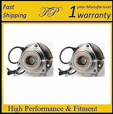 Front Wheel Hub Bearing Assembly for Chevrolet Blazer S-10 (4WD) 1998-2005 PAIR