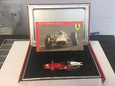 IXO La Storia 1967 Ferrari 312 F1 #8 German GP 1/43 Mint Condition