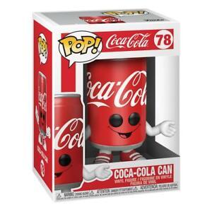 Coca-Cola POP! Vinyl Figur Coca-Cola Can 9 cm - Funko