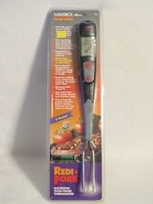 BBQ Grilling or Kitchen Redi-Fork Electronic Food Probe Thermometer that Beeps