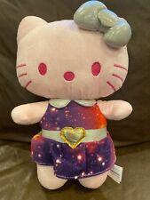 "Sanrio Fiesta Hello Kitty Galaxy Pink 11"" Doll 2016 Plush Costume Toy"