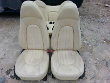 04 Maserati 4200 GT coupe M138 tan leather seats