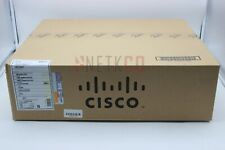 New Cisco WS-C2960X Series 24 to 48 Ethernet Ports LAN Base Switch