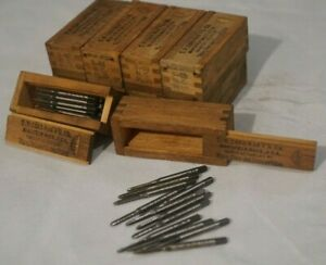 NOS S. W. Card Manufacturing 3-48 N.C. Plug Tap Box of 12 (twelve)