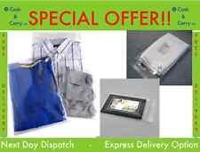 1000 RE-SEALABLE DISPLAY BAGS 21'' x 26'' SHIRT / POLYPROP / GARMENT PROTECTION
