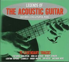 Various Artists - Legends of the Acoustic Guitar (Laidback Licks, 2013)