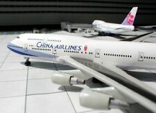 Dragon Wings 1/400 China Airlines Taiwan B 747 Exclusive Flugzeug Modell 55786