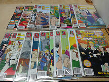 KNIGHTS OF THE DINNER TABLE / 50-93 / 17 ISSUES - HIGH GRADE ISSUES !! *