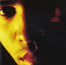 Let love rule (1989), Lenny Kravitz, Used; Good CD