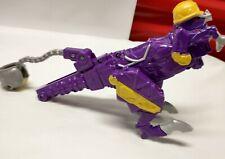 Power Rangers Dino Charge Purple Pachy Zord Bandai Pachycephalosaurus NO CHARGER
